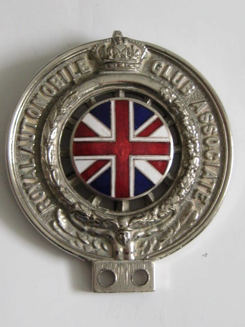 AA Car Badges and other collectables