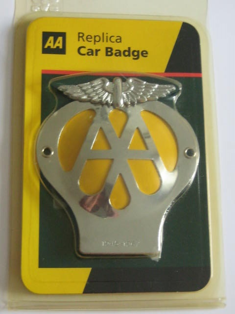 Vehicle Parts & Accessories Vintage Aa Badge Automotive Club Badges