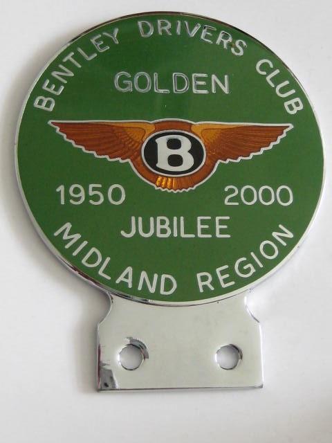 Car Badges Vehicle Parts & Accessories A Vintage Caravan Club Pinches London Enamel And Chrome Car Badge With Bracket