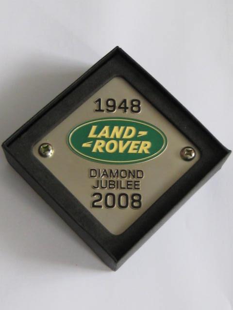 Automobilia For Sale Land Rover